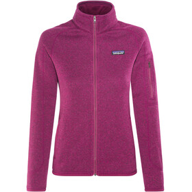 Patagonia Better Sweater Jacket Women Magenta